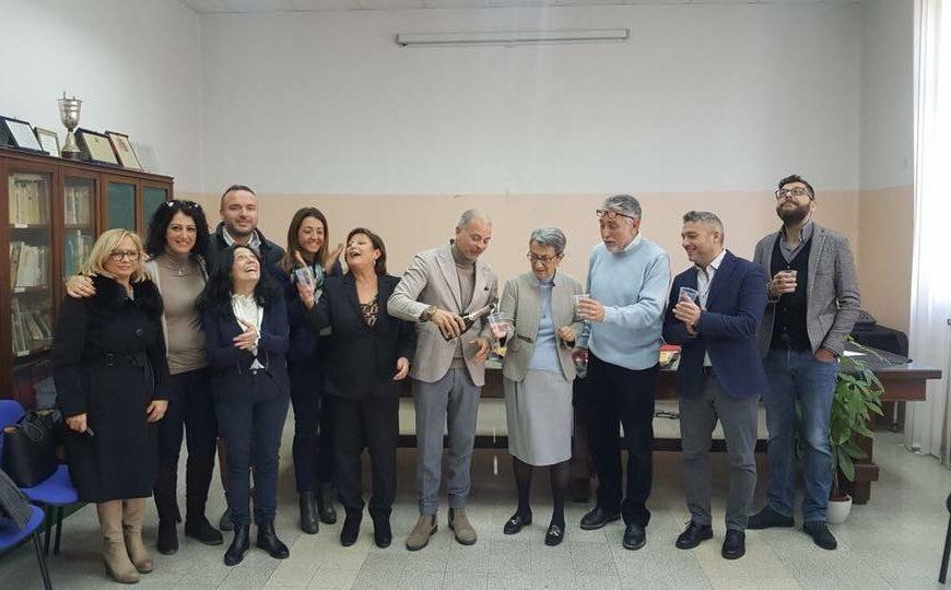 Videosorveglianza al Sarria Monti: dopo il furto, il lieto fine