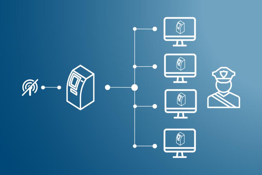ATM TRACKER: come proteggere un ATM dalle rapine