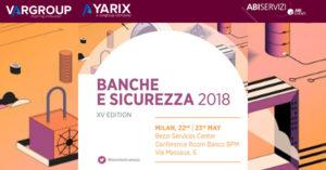 CNS e RisLab alla XV edizione di Banche e Sicurezza