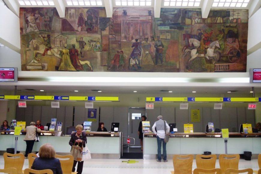 Uffici pubblici e sicurezza: quali sono i metodi più efficaci per tenere al sicuro un ufficio postale?