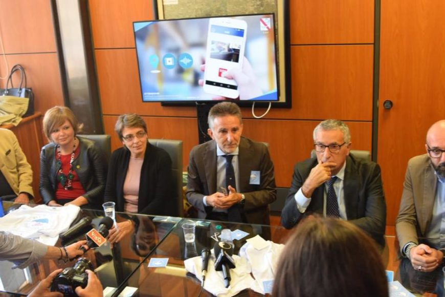 La storia della Signora Maria Rosaria e la sicurezza dei trasporti con SAM, l'app di CNS e RisLab