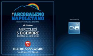 L'Arcobaleno Napoletano: Il Consorzio Nazionale Sicurezza e ricerca scientifica