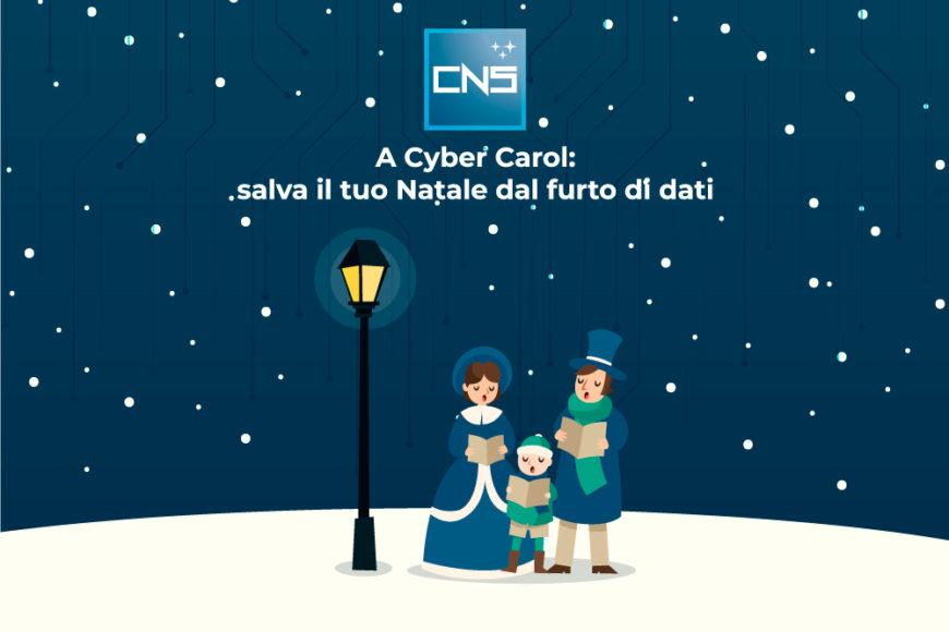 A Cyber Carol: salva il tuo Natale dal furto di dati