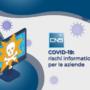 I rischi informatici per le aziende aumentano in tempo di pandemia da Coronavirus