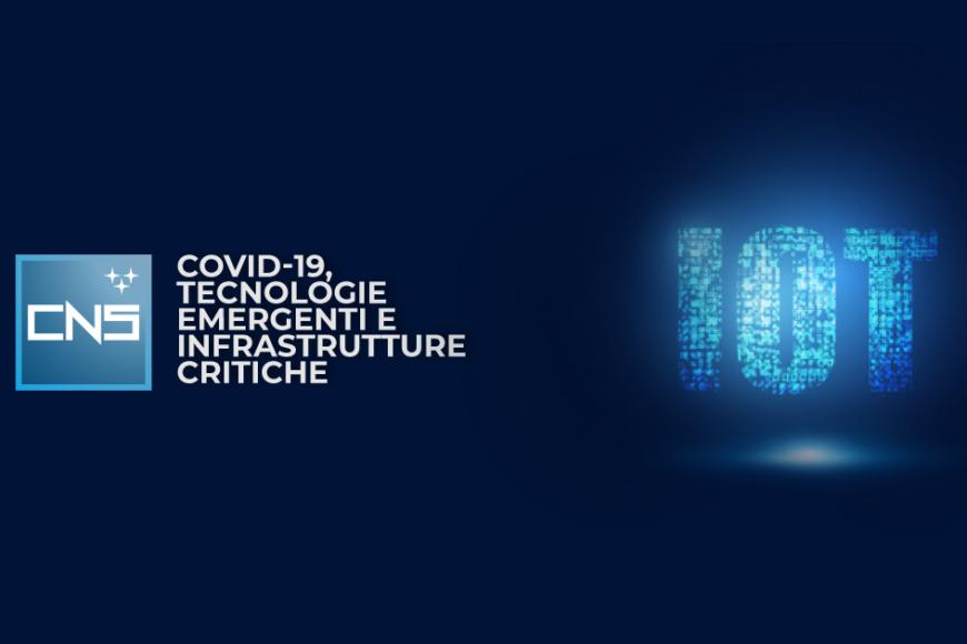 COVID-19, tecnologie emergenti e infrastrutture critiche