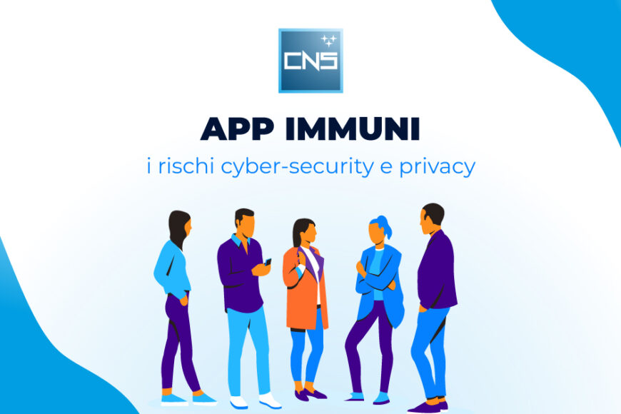 APP Immuni: i rischi cyber-security e privacy