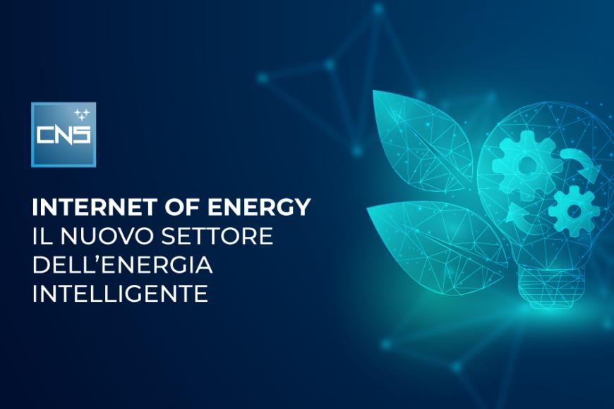 Internet of Energy – il nuovo settore dell'energia intelligente